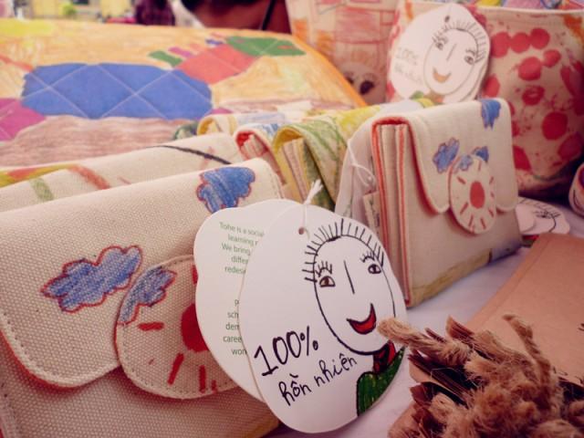 Ý tưởng kinh doanh với đồ handmade.