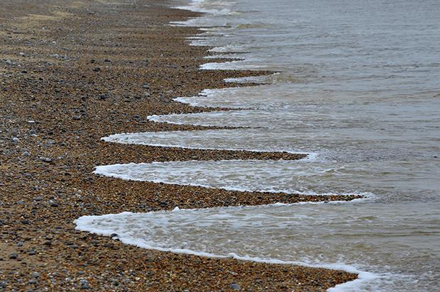 Bờ biển Jurassic Dorset nước Anh