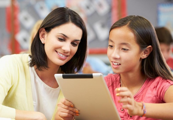 Kênh tìm gia sư online đang thu hút nhiều người sử dụng.