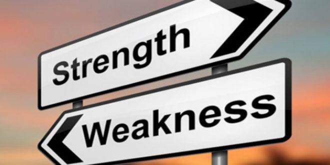 điểm mạnh - điểm yếu là gì