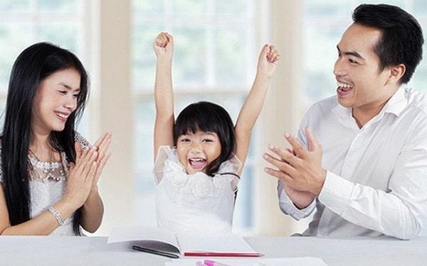  Động viên để các con có động lực học tập