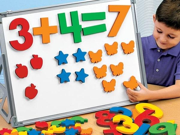  Bố mẹ nên dạy con đưa toán vào thực tế