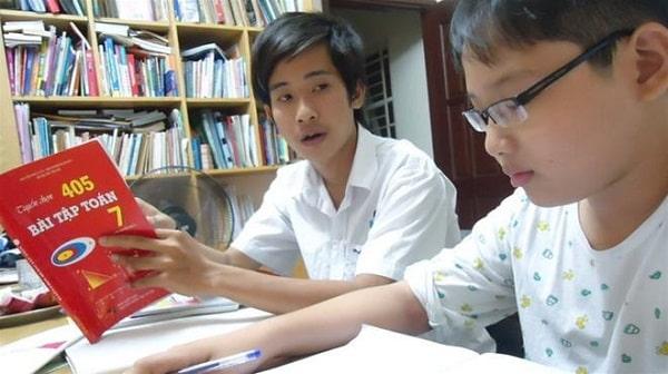 Tìm gia sư Toán giúp cải thiện điểm số môn Toán