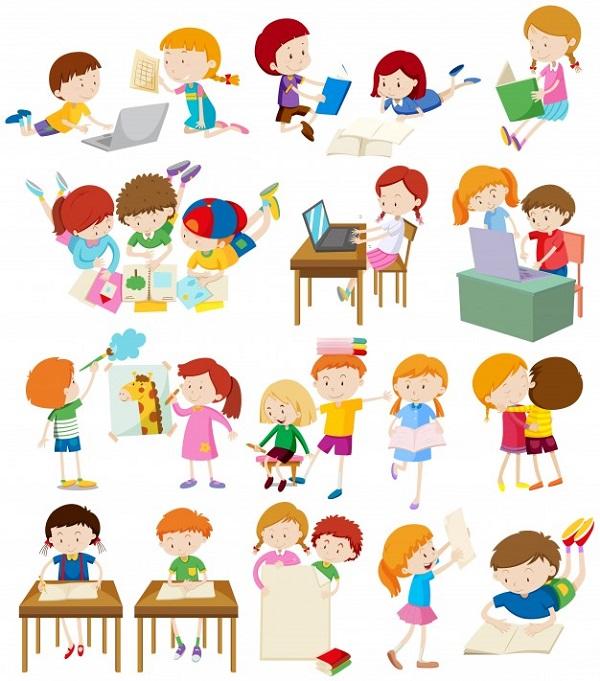  Hoạt động ngoại khóa giúp con bạn khám phá sở thích và bản thân tốt hơn