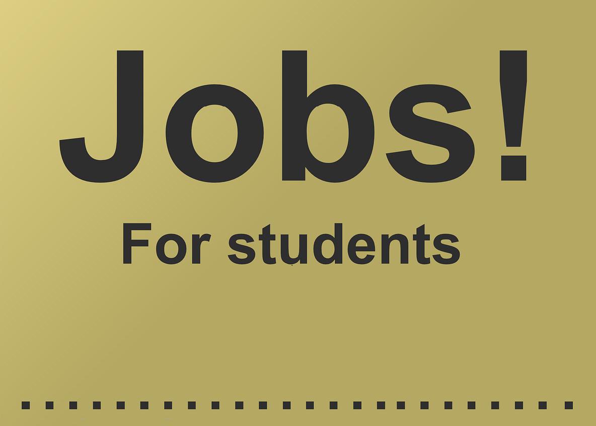 lưu ý tìm việc làm thêm cho sinh viên 1