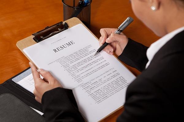 sơ yếu lý lịch viết tay