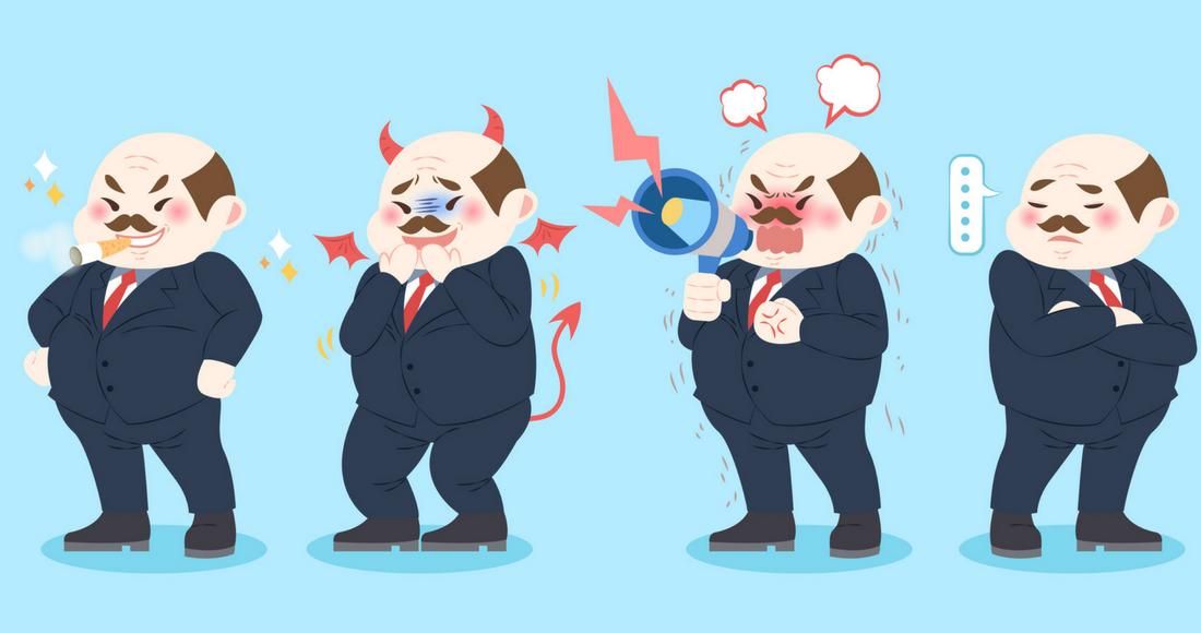 những sai lầm một CEO thường mắc phải