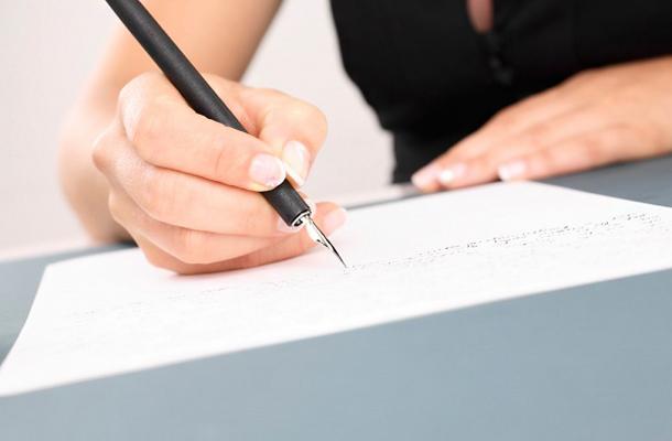 những sai lầm khi viết đơn xin việc