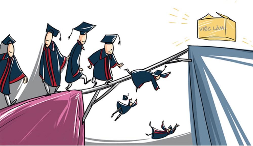 sinh viên tìm kiếm việc làm thêm 2