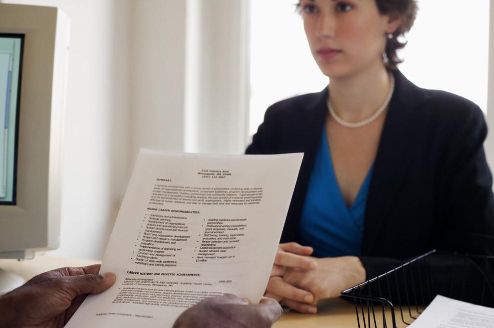 sơ yếu lý lịch thu hút nhà tuyển dụng