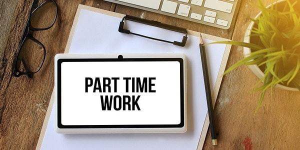  tiêu chí khi sinh viên lựa chọn 1 công việc part time