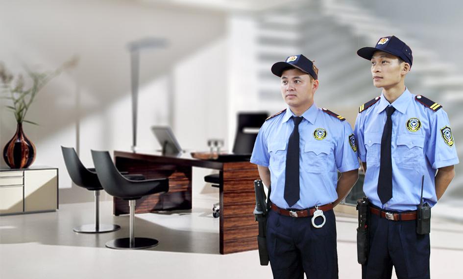 Việc làm mỗi ngày của nhân viên bảo vệ