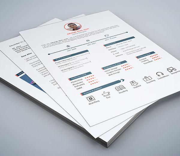 Những yếu tố cần có khi viết CV xin việc làm