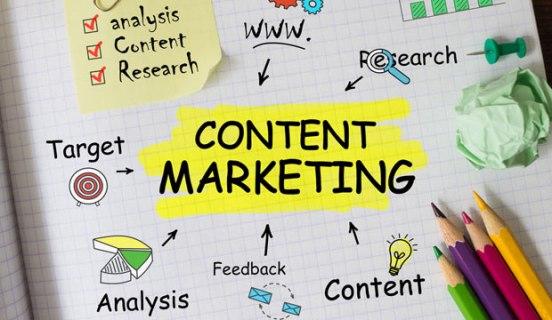 Nội dung Marketing  cực kỳ quan trọng trong tương lai