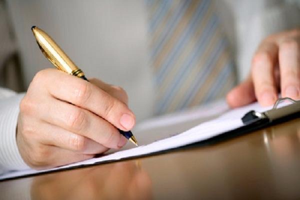 viết đơn xin việc 4