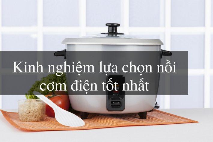 blogdoctin.net - Chia sẻ cách chọn mua nồi cơm điện ngon