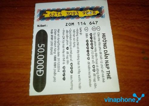 bantintrongngay.com - Tin tức dãy số thẻ Vina