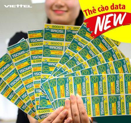 123doctin.com - Bí quyết dùng card lưu lượng Viettel