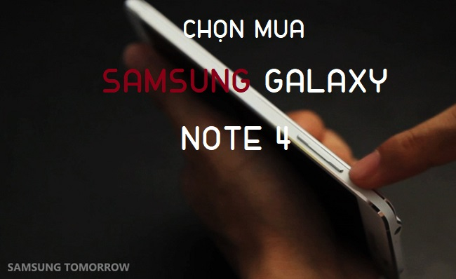 WebGioithieu.com - Nhận biết Samsung Note 4 chính hãng và giả