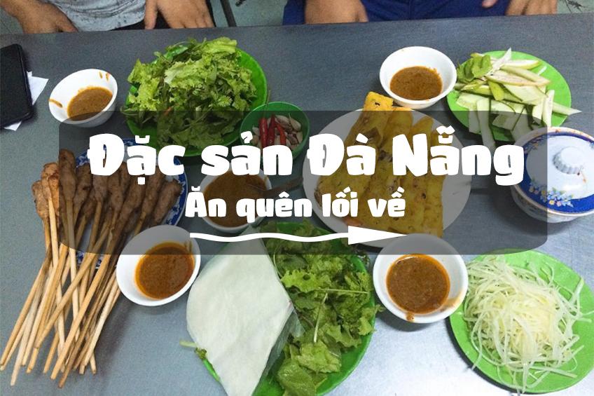TimvieclamBlog.com - Một vài món ăn khó cưỡng khi tới với Đà Nẵng