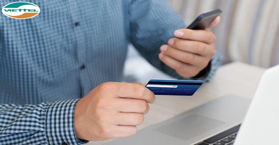booksviet.com - Chỉ dẫn thanh toán phí dịch vụ trả chậm qua thẻ điện thoại Viettel