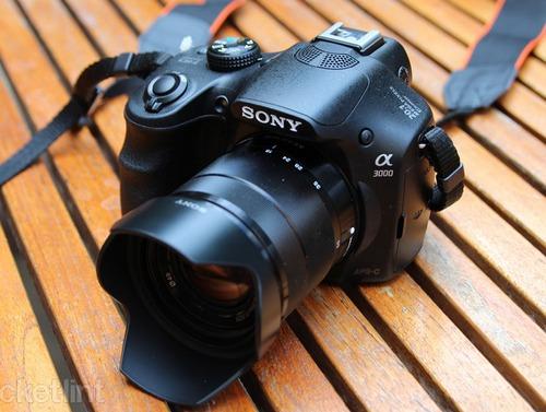 gocnhin247.com - Có thể trang bị máy chụp hình Sony cũ hay không?
