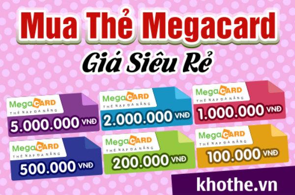 bigstarvn.net - Thẻ cào Megacard có công năng như nào?