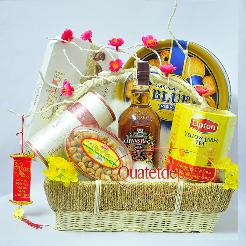 toptin247.com - Bí kíp gói giỏ quà dịp Tết Nguyên Đán lôi cuốn người mua