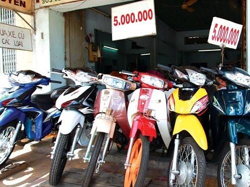 toptin247.com - Làm sao để mua được xe máy đã từng dùng dùng tốt mà giá cả thì thích hợp?