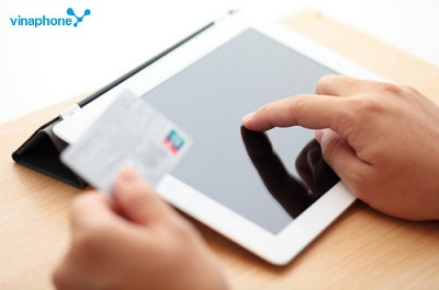 trangtin24h.com - Hướng dẫn các bạn cách nạp tiền vào iPad vinaphone cực tiện lợi
