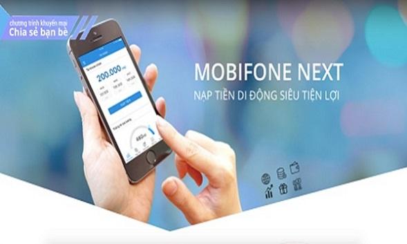 vnmost.com - Chỉ cách cho các bạn phương pháp nạp tiền mobifone next nhanh chóng