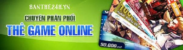 Hướng dẫn mua thẻ game online giá rẻ tại banthe247.com