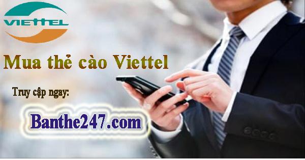 Tìm hiểu cách mua thẻ cào Viettel online nhanh nhất