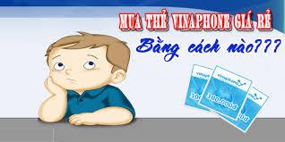 Cung cấp địa chỉ mua thẻ Vinaphone uy tín