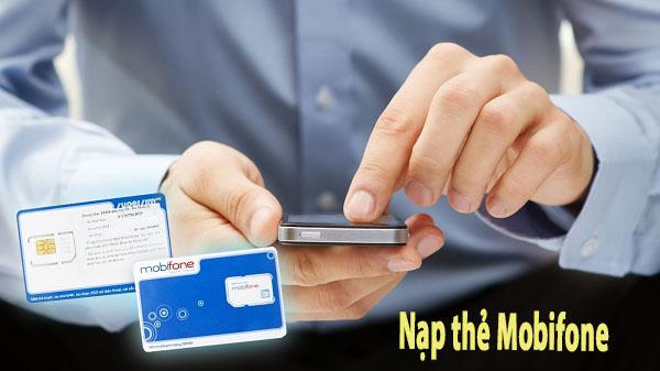 Mách bạn cách nạp thẻ Mobifone nhanh chưa từng có