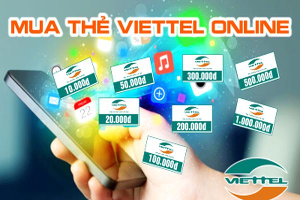 Bật mí cách mua thẻ cào mạng Viettel siêu đơn giản hiện nay