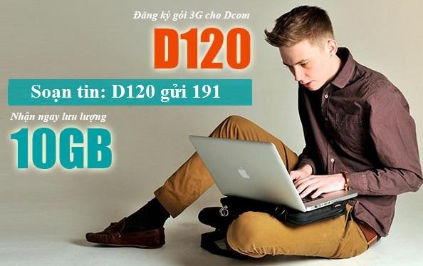 blogdoctin.net - Chi tiết cách đăng kí gói cước D120 Viettel nhanh chóng nhất