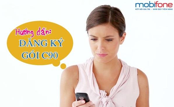 tinhay9x.com - Cách đăng kí gói cước C90 của Mobifone nhanh nhất