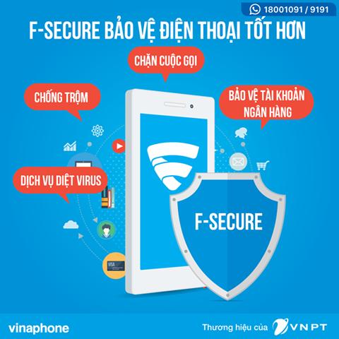 Hướng dẫn cách hủy dịch vụ Bảo vệ khách hàng F-Secure Vinaphone