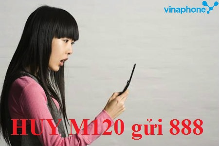 vnnewbeat.net - Cụ thể cách hủy gói cước M120 Vinaphone đơn giản nhất hiện nay