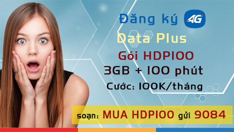 vnnewbiz.com - Thông tin cụ thể về gói ưu đãi HDP100 của Mobifone