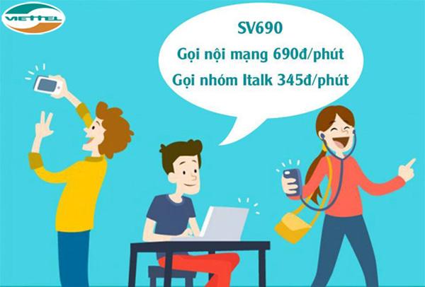 idolviet.com - Làm thế nào để đăng ký nhanh gói cước SV690 của Viettel