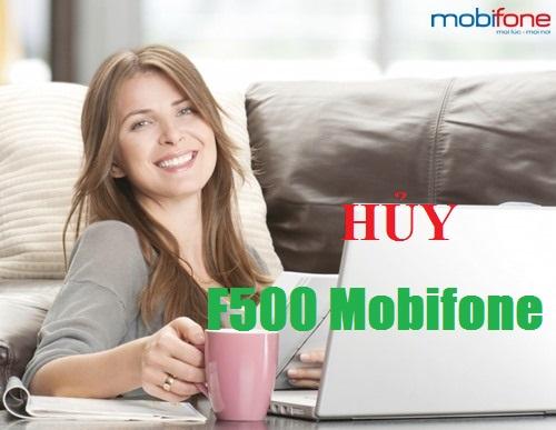 thongtinplus.net - Cách dễ dàng nhất để hủy gói cước F500 của Mobifone
