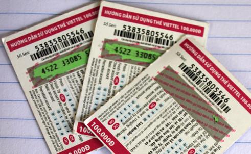 newshowbiz.com - Quy định về hạn sử dụng của thẻ cào nhà mạng Viettel