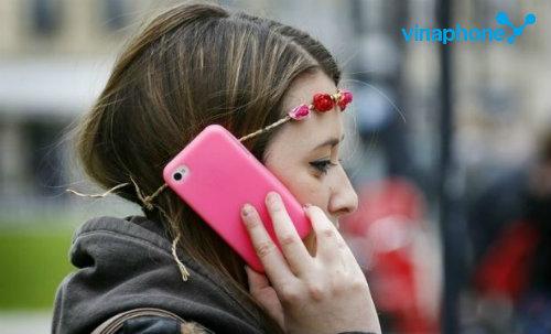 Sử dụng gói cước TN20 của Vinaphone thả ga gọi thoại.