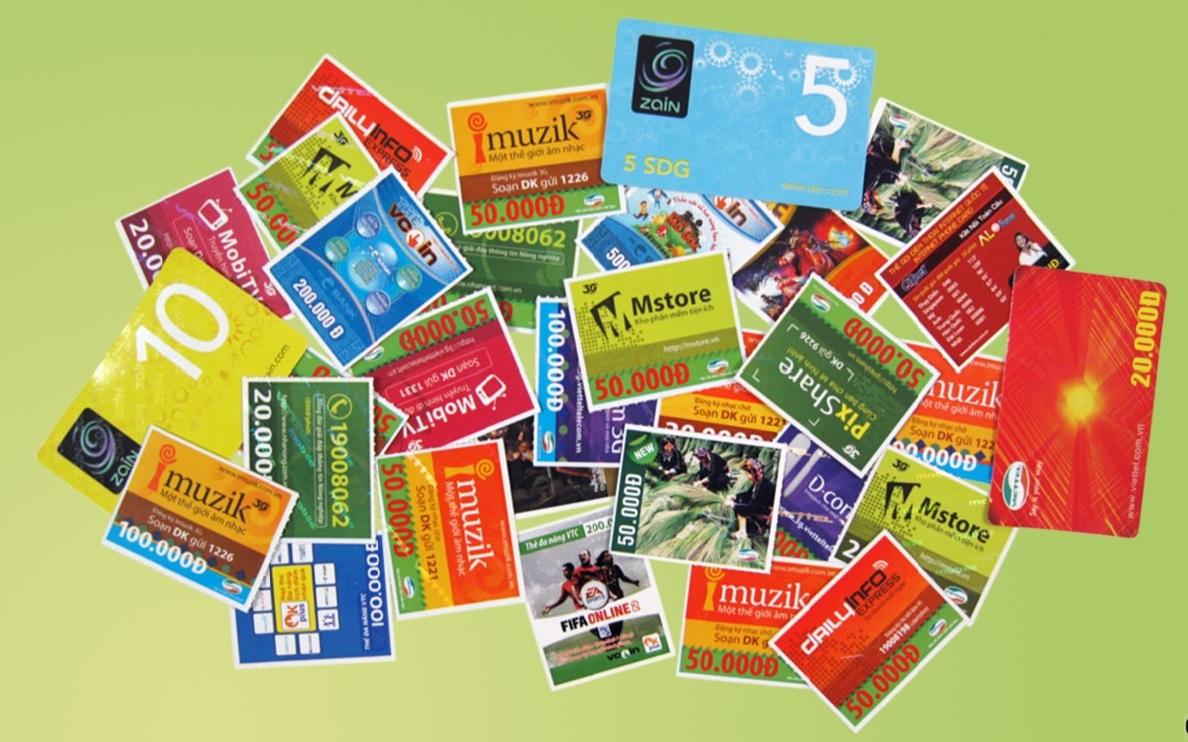 booksviet.com - Tổng hợp các thông tin về ngày sử dụng của mã thẻ cào nhà mạng viễn thông viettel