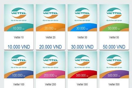 instavietnam.com - Chi tiết về hạn dùng của thẻ nạp nhà mạng Viettel mà người sử dụng cần biết