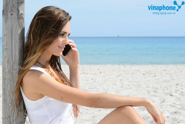 Sử dụng gói dịch vụ TN20 Vinaphone thoải mái gọi thoại.