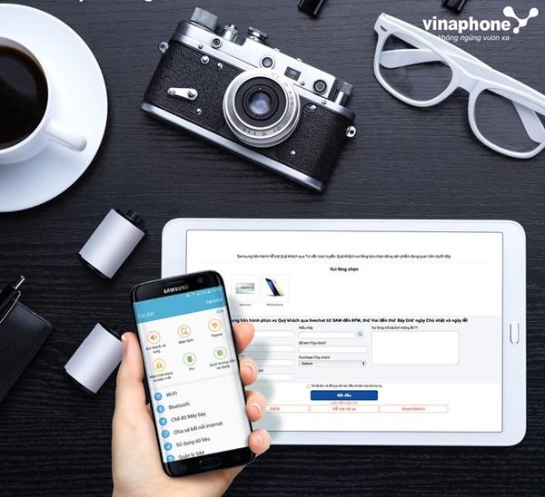 Phương pháp dễ dàng trải nghiệm gói D70 mạng Vinaphone