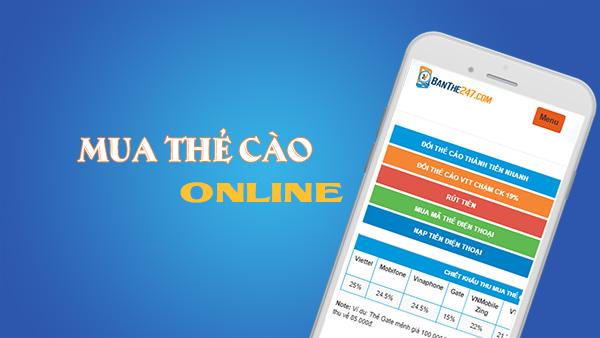 vnnew24h.com - Cách đơn giản mua mã thẻ cào Viettel